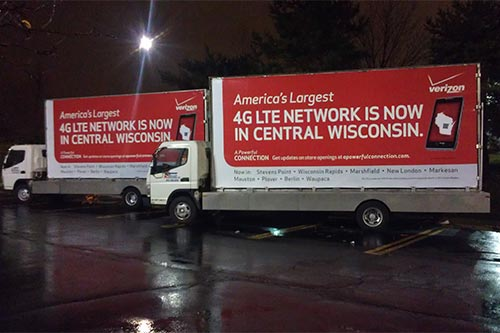 Mobile Billboard Advertising | Ad Trans Inc